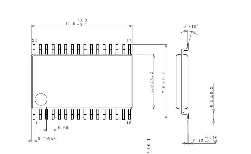 内置y/c混频器电 ●内置sdc输出电路 ●内置箝位/偏置切换开关 (y