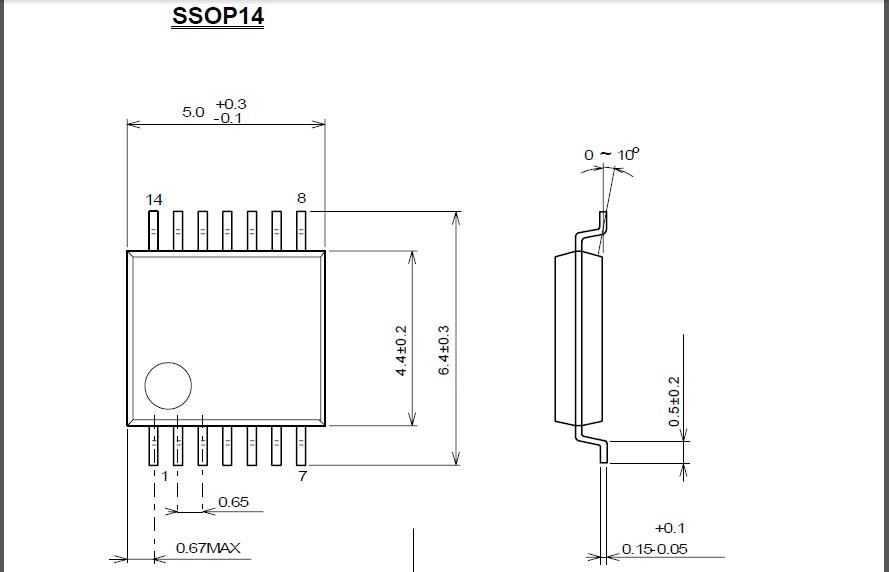njm2753v-te1 3输入1输出立体声音频选择器
