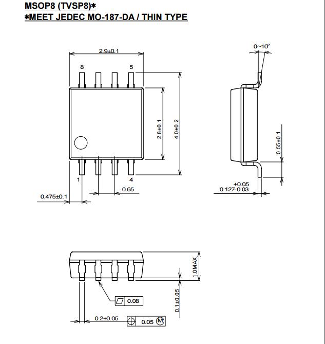 12db 放大器 ●75Ω驱动电路 ●内置箝位/偏置切换开关 ●内置lpf