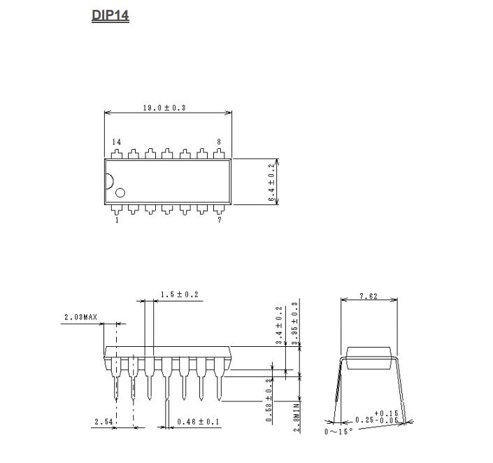 njm2581d 双电源宽频段3通道视频放大器-jrc授权代理商