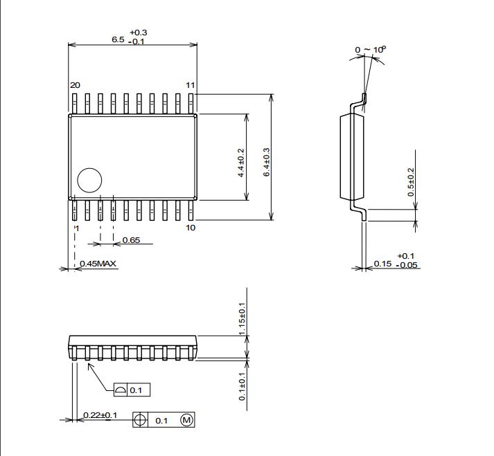 (外部移相电容器 ●外部鉴频器或lc共振电路) ●rssi比较器,带集电极