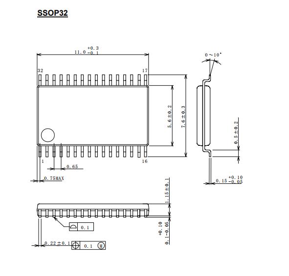 (8到10v) ●i2c总线接口 ●内置4ch输入音频选择器和显示器输出 ●低